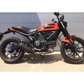 location moto Ducati 400 Scrambler