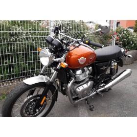 location moto Royal Enfield 650 Interceptor A2 2019