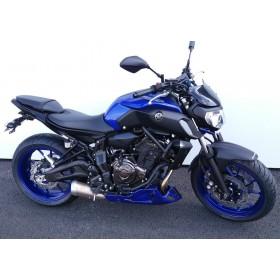 location moto Yamaha MT07 35W A2 2018 (rabaissée FE 195 PG)