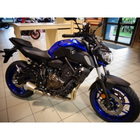 location moto Yamaha MT07