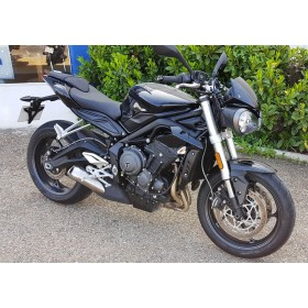location moto Triumph 660 Street Triple S A2