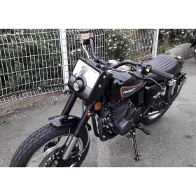 location moto Mash Dirt Track 650 A2 2019