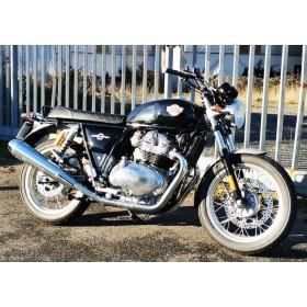 location moto Royal Enfield 650 Interceptor A2 35W 2019