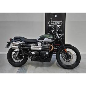 location moto Triumph Street Scrambler 900 2019