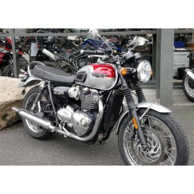 location moto Triumph Bonneville T120 2018