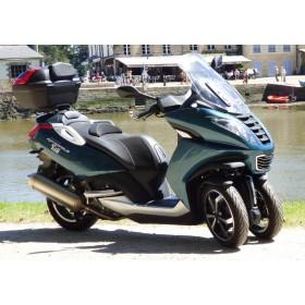 location moto Peugeot Metropolis 400