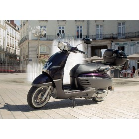 location moto Peugeot 125 Django 2019