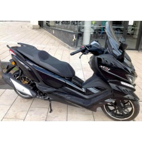 location moto Daelim 125 XQ