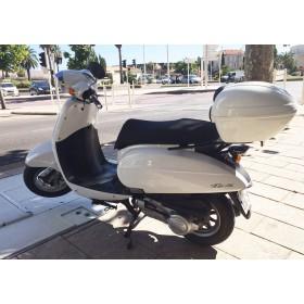 location moto DAELIM BESBI 125cc