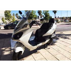 location moto DAELIM S2 125cc