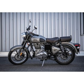 location moto Royal Enfield Bullet 500 Grise
