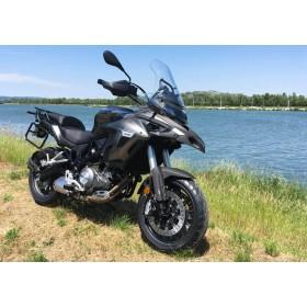 location moto Benelli TREK 502 A2