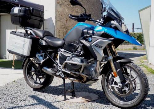 Location moto tours BMW R 1200 GS 4