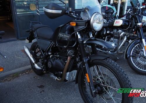 location moto Cuers Royal Enfield 400 Himalayan 14847