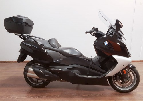 location scooter Marseille BMW C650 GT 9147
