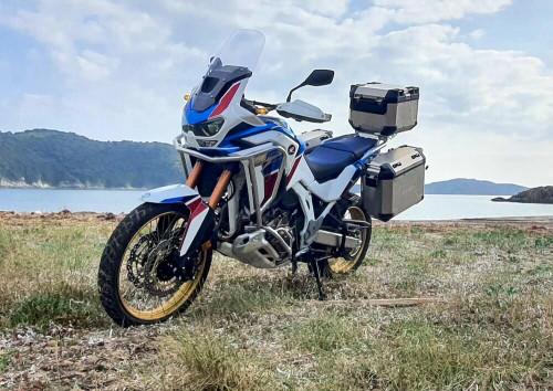location moto Ajaccio Honda Africa Twin 1100 14341