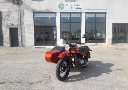 location moto Valence Ural T TWD 14587