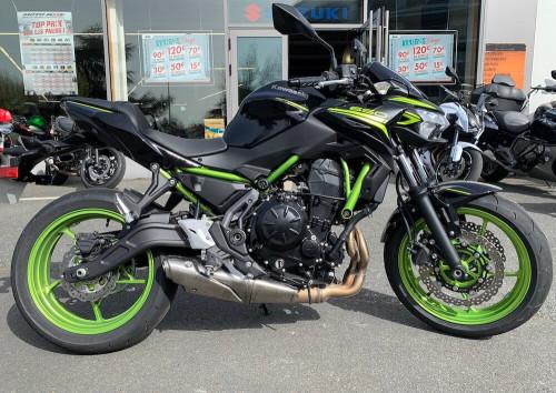 location moto Cholet Kawasaki Z 650 14606