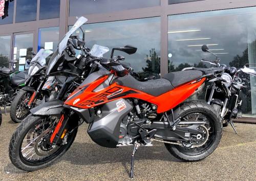 location moto Quimper KTM 890 ADV 14077
