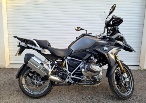 location moto Marseille BMW R 1250 GS 11878