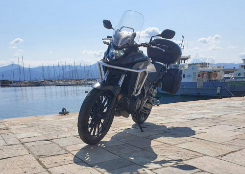 location moto Ajaccio Honda CB 500 X 14129