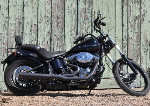 Location Harley Davidson Softail Tarascon
