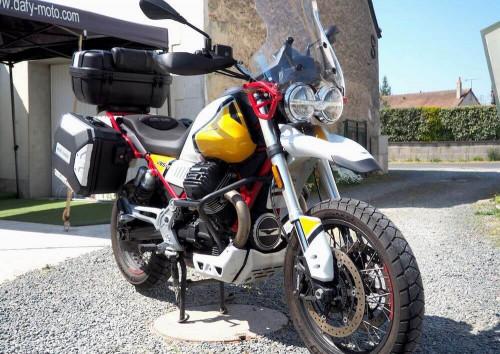 Location moto Tours BMW 700 GS 4