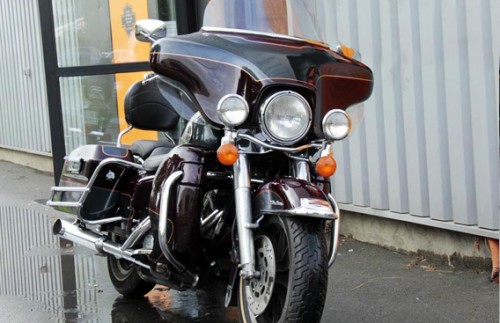 Location Harley Davidson Electra Angers 1
