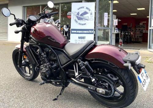 location moto Niort Honda CMX 1100 REBEL 14055