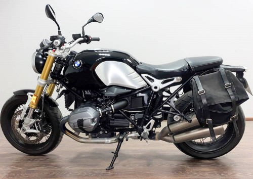 location moto Marseille BMW R Nine T 9139