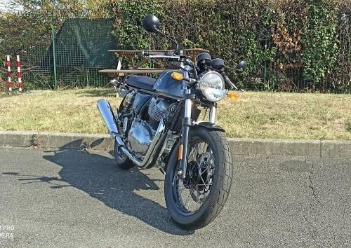 location moto Pau Royal Enfield Continental 650 GT 1