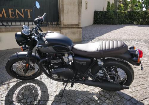 location moto Bordeaux Triumph Bonneville T120 14389