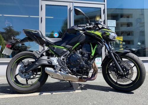 location moto cholet Kawasaki Z 650 1