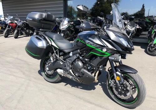 Location moto Saint-Lô Kawasaki Versys 660 1