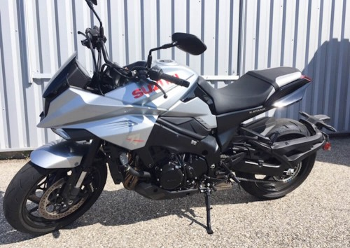location moto Montélimar Suzuki Katana 1000 8596