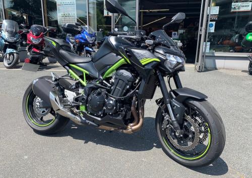 location moto Cholet Kawasaki Z 900 14886