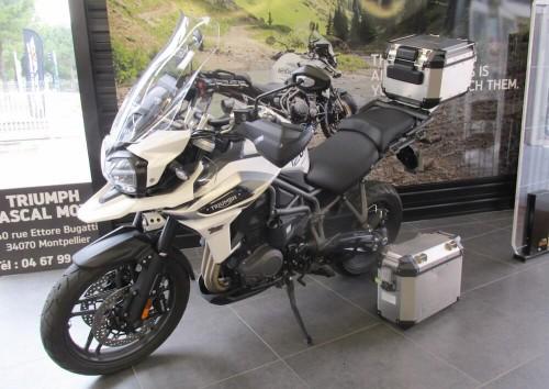 Location moto Montpellier Triumph Tiger XRT 1200 4
