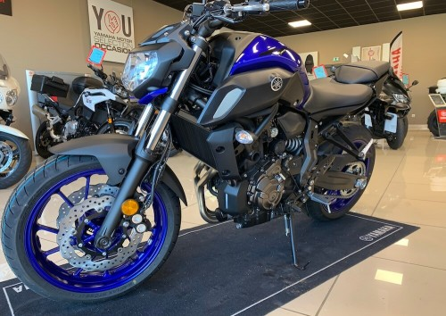 location moto Manosque Yamaha MT09 TRACER 1