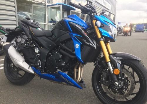 location moto Suzuki GSX-S 750 1