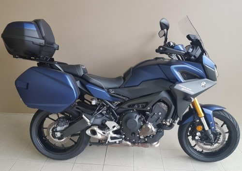 location moto angers Yamaha MT09 TRACER GT