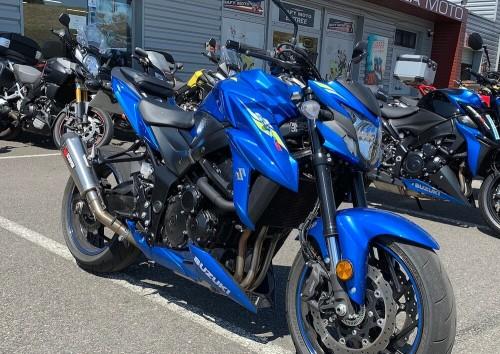 location moto Angouleme Suzuki GSX-S 750 3