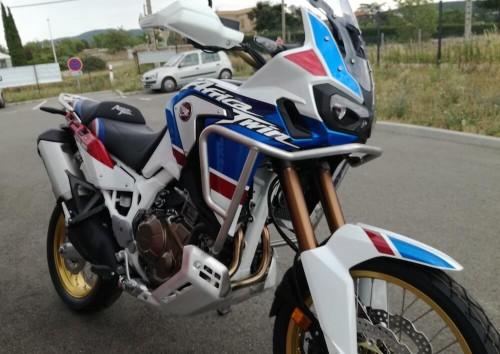 location moto Annonay Honda Africa Twin 1000 CRF ADV Sport 2