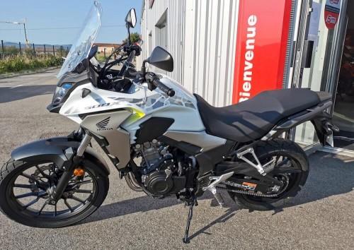 location moto Annonay Honda CB 500 X 11000