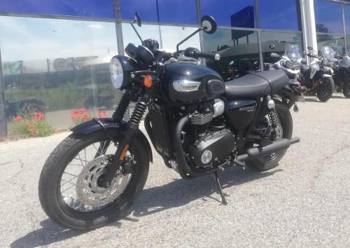 Location moto Avignon Triumph Bonneville T100 1 2