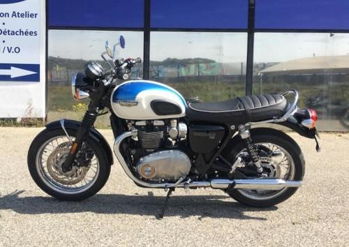 Location moto Avignon Triumph Bonneville T120 1