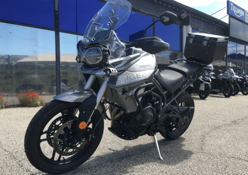 Location moto Avignon Triumph 800 Tiger XRX 2