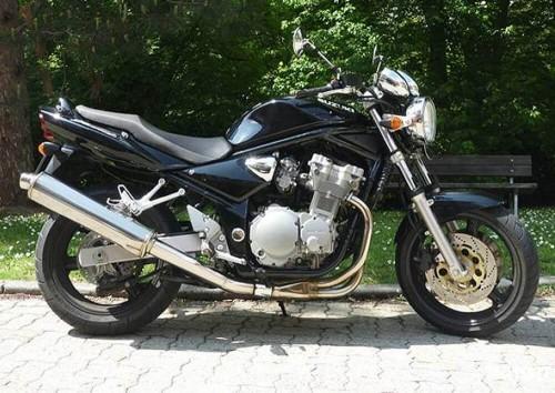 Location moto Biarritz Suzuki 650 Bandit