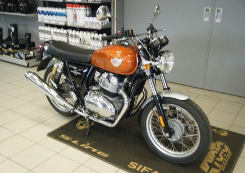 location moto bourges Royal Enfield 650 Interceptor 4