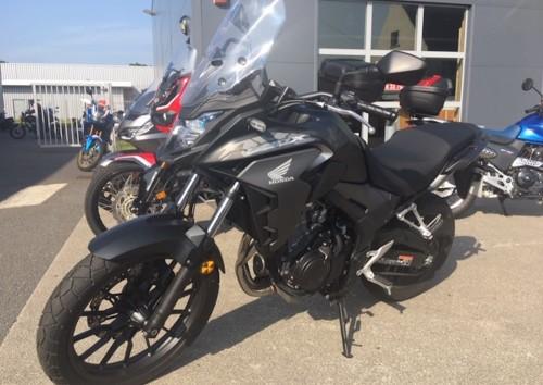 location moto Brest Honda CB500X 4