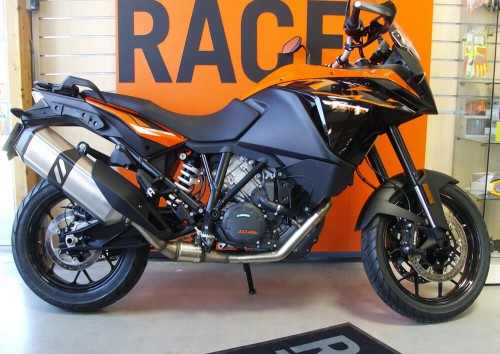 Location moto brest KTM 1090 Adventure L